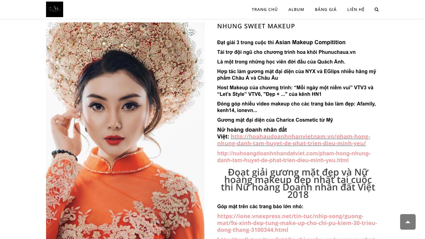 Make-up Artist – Nghề có thể giúp bạn kiếm hàng trăm triệu mỗi tháng - Ảnh 9.