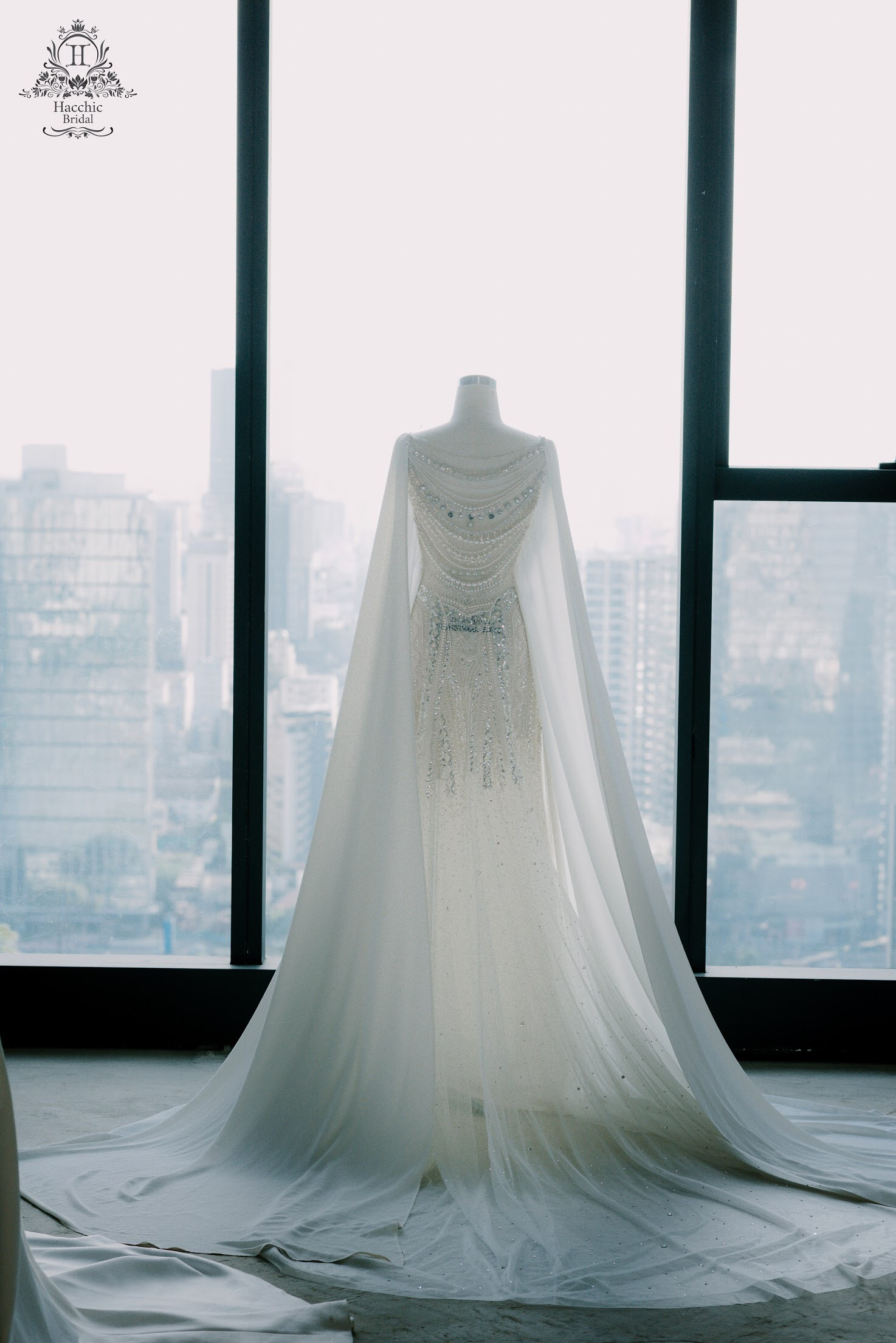 Váy cưới chính thức của Lan Khuê trị giá tới 500 triệu đồng đã được tiết lộ - Ảnh 6.