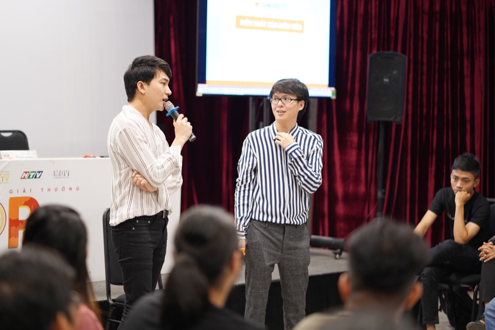 Giải thưởng phim ngắn: Cơ hội lớn dành cho người trẻ mê thử thách - Ảnh 5.