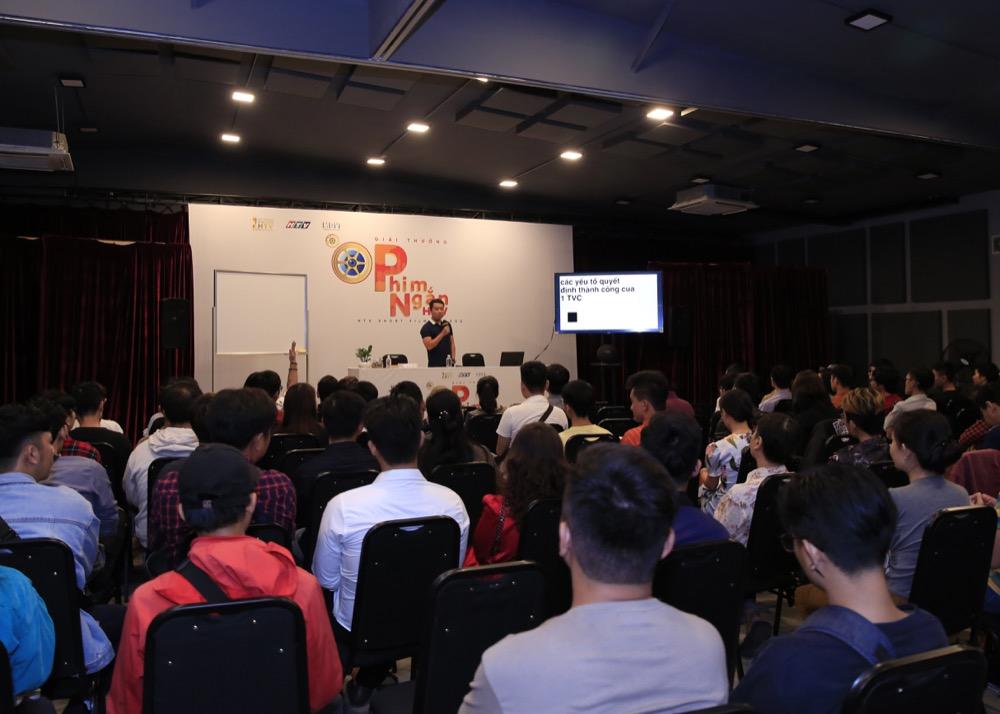 Giải thưởng phim ngắn: Cơ hội lớn dành cho người trẻ mê thử thách - Ảnh 11.