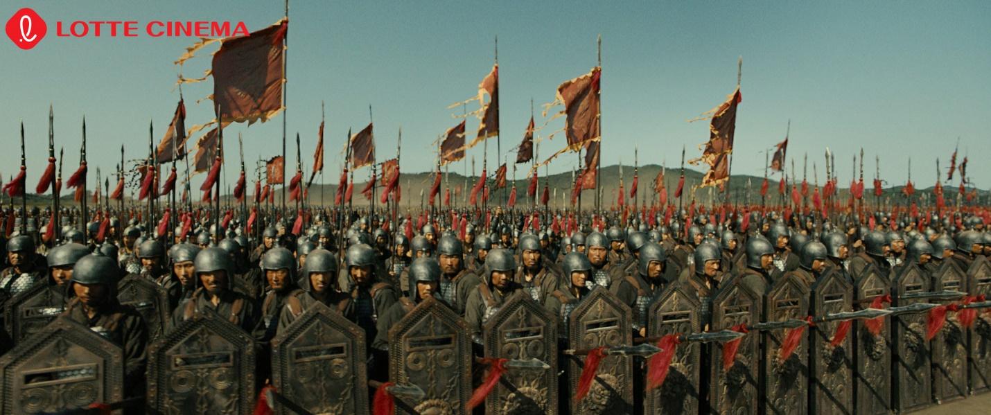 Đại chiến thành Ansi, Dạ quỷ: 2 bộ phim cổ trang Hàn Quốc không thể bỏ qua - Ảnh 2.