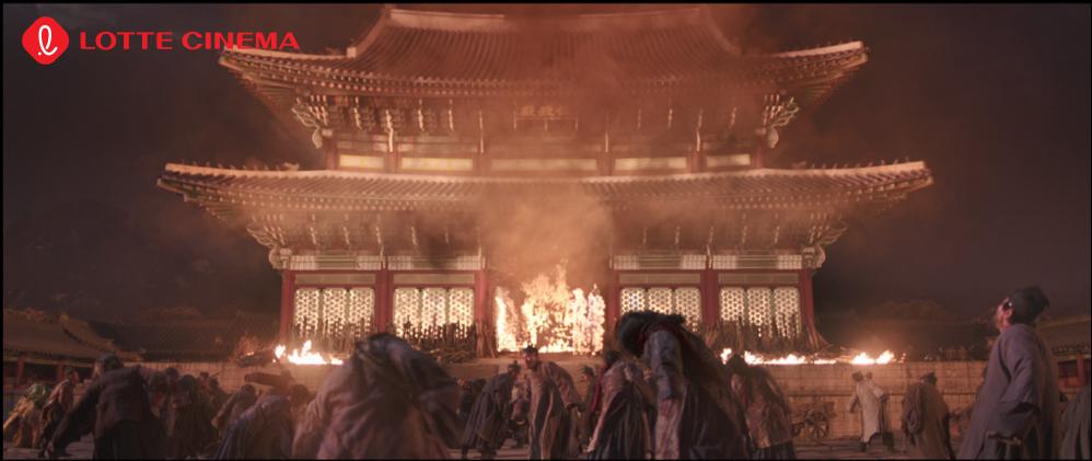 Đại chiến thành Ansi, Dạ quỷ: 2 bộ phim cổ trang Hàn Quốc không thể bỏ qua - Ảnh 6.