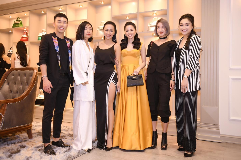 Sự kiện khai trương thương hiệu túi Thái Lan thu hút giới thời trang và hot girl Hà thành - Ảnh 8.