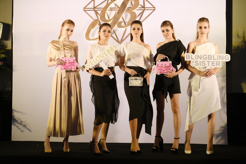 Sự kiện khai trương thương hiệu túi Thái Lan thu hút giới thời trang và hot girl Hà thành - Ảnh 9.