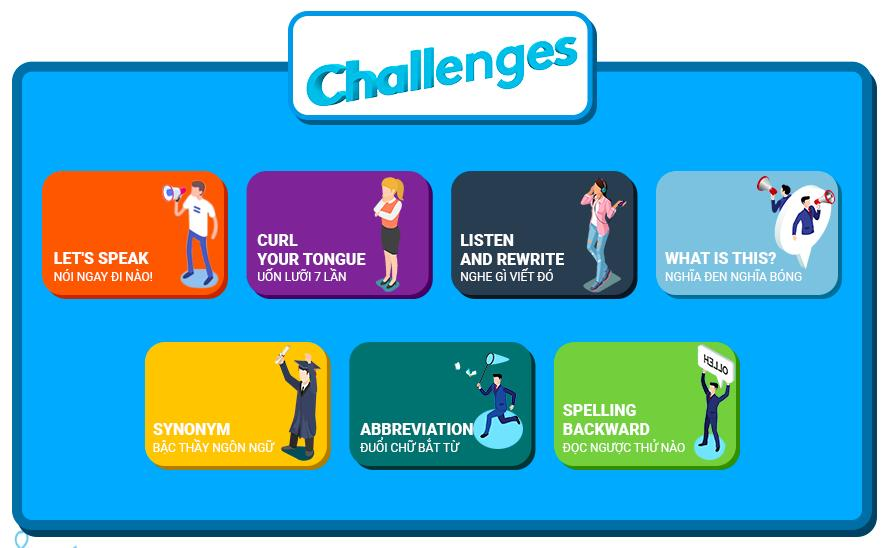 Take the challenges: Chấp nhận thử thách - Vượt qua giới hạn - Ảnh 2.