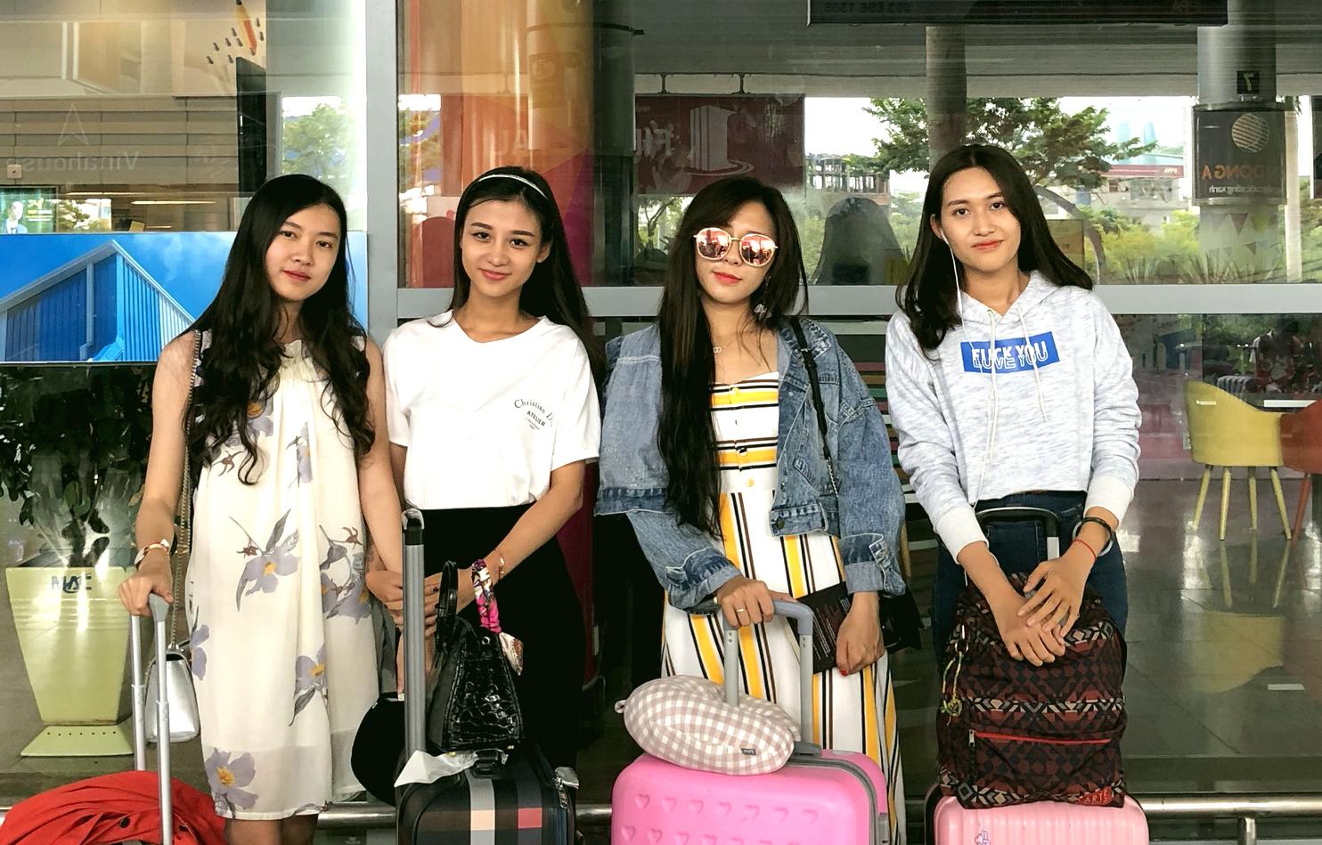"""Top 10 Miss Võ Lâm Truyền Kỳ Mobile đã có mặt tại """"nhà chung"""" - Ảnh 1."""