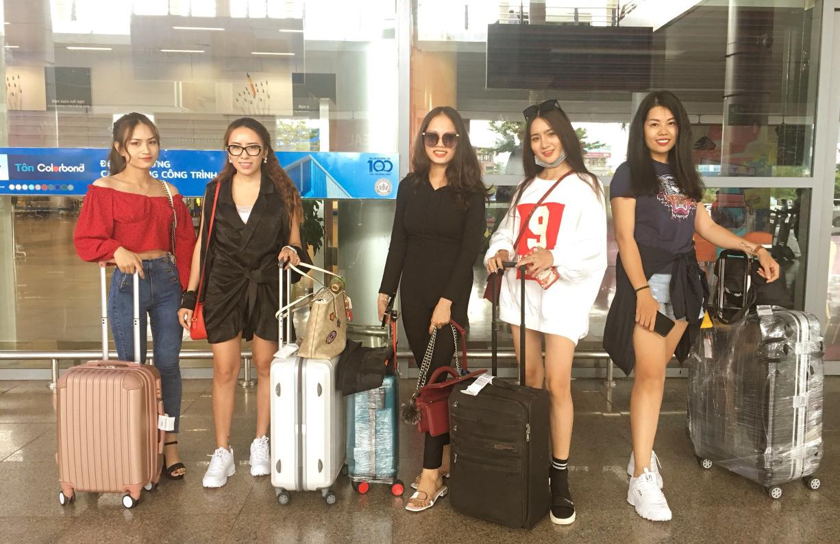 """Top 10 Miss Võ Lâm Truyền Kỳ Mobile đã có mặt tại """"nhà chung"""" - Ảnh 2."""