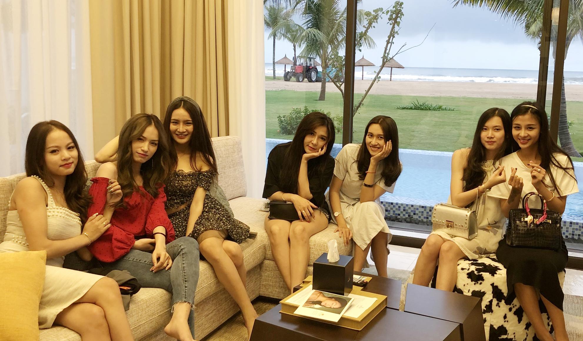 """Top 10 Miss Võ Lâm Truyền Kỳ Mobile đã có mặt tại """"nhà chung"""" - Ảnh 3."""