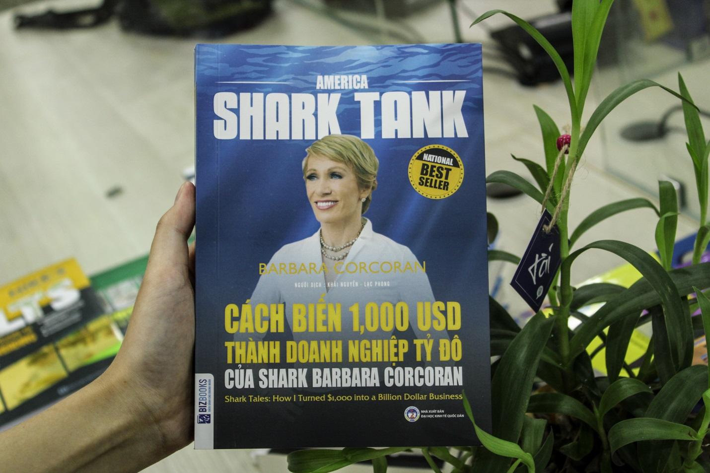 Shark Hưng: Từ review thú vị về bộ sách America Shark Tank đến lời khuyên start up thực tế - Ảnh 3.