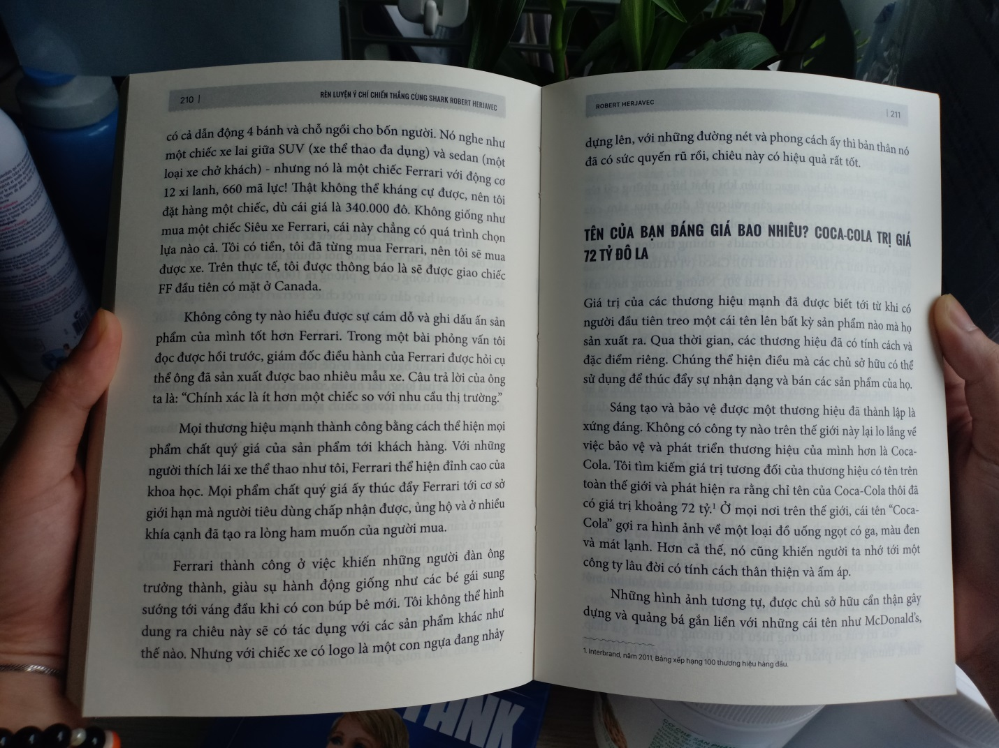 Shark Hưng: Từ review thú vị về bộ sách America Shark Tank đến lời khuyên start up thực tế - Ảnh 4.
