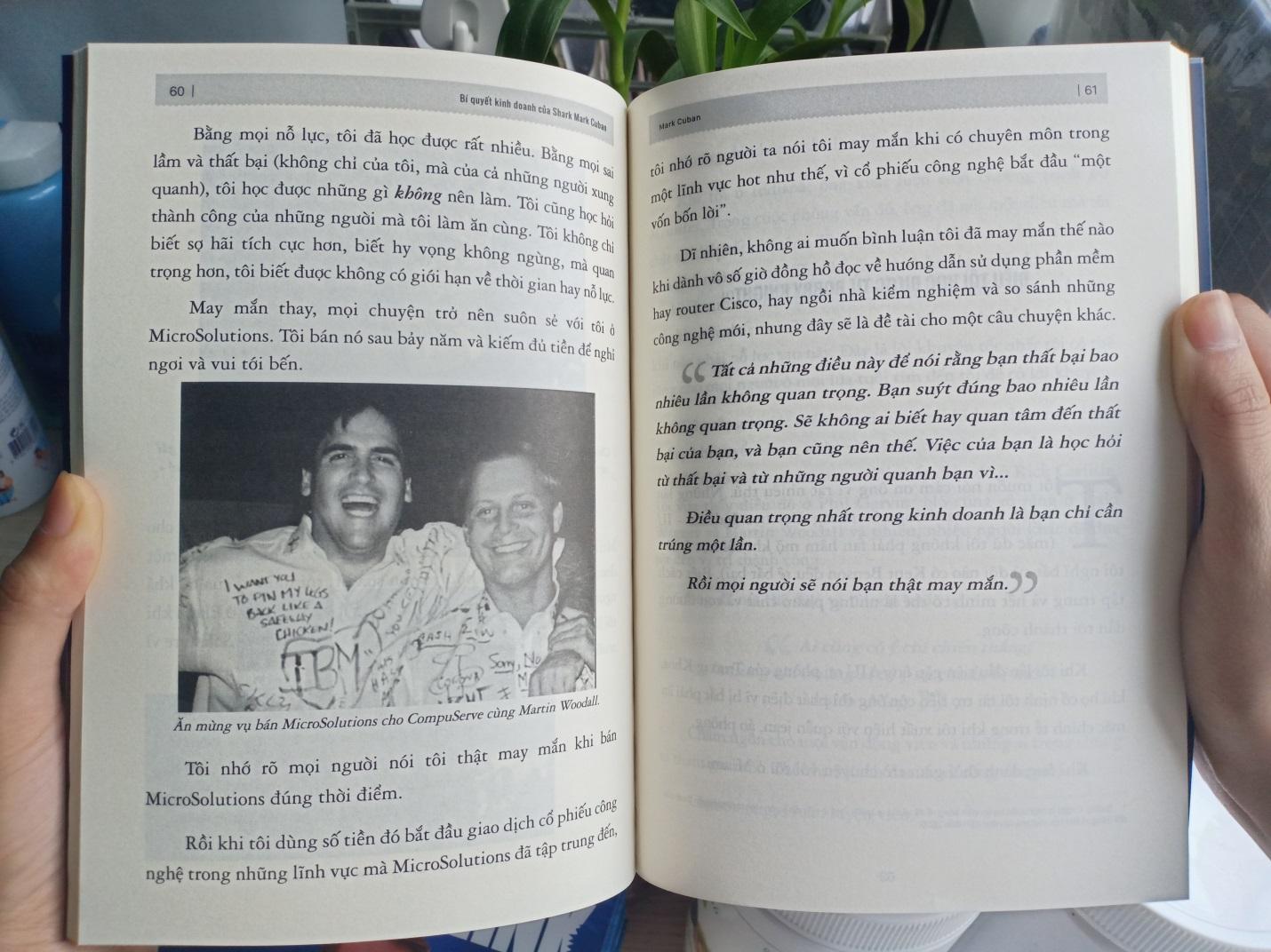 Shark Hưng: Từ review thú vị về bộ sách America Shark Tank đến lời khuyên start up thực tế - Ảnh 5.