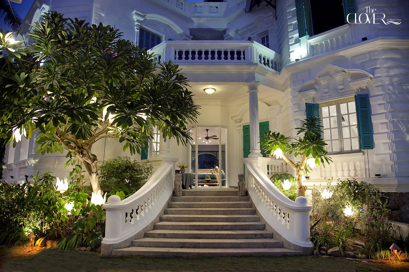 Khám phá biệt thự ẩm thực và không gian đầy lãng mạn cho các cặp đôi tại Hà Nội - Ảnh 2.