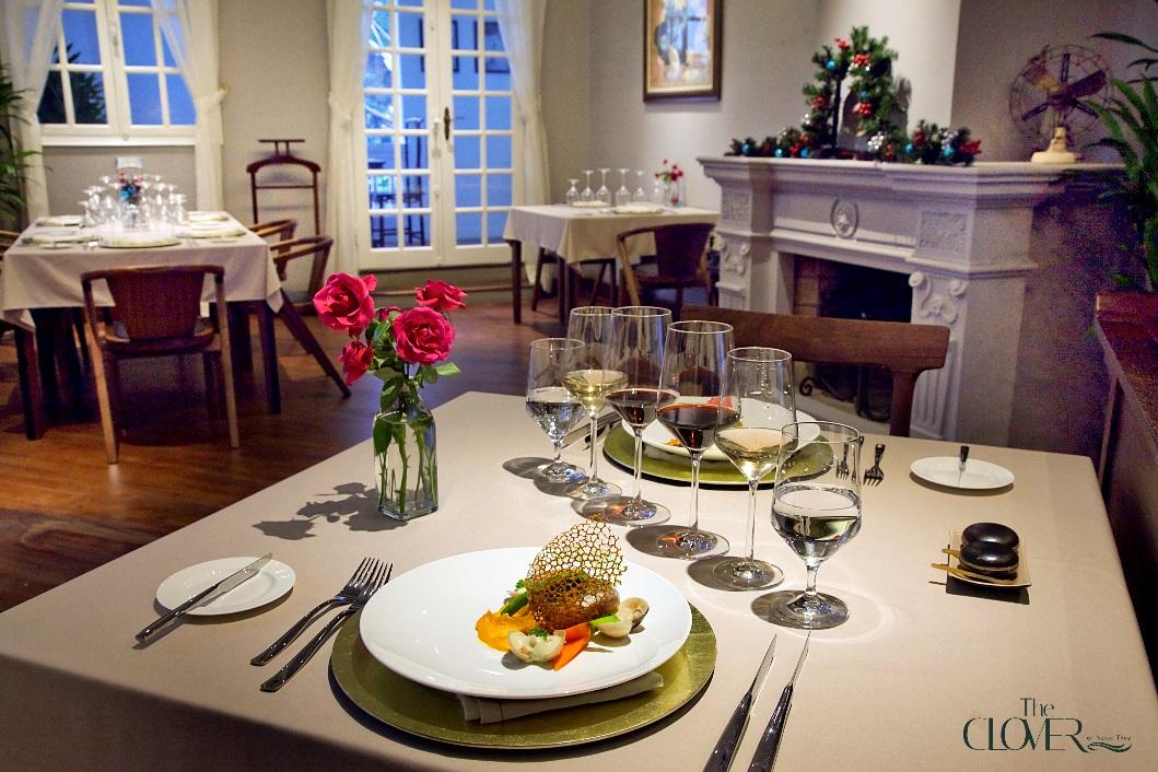 Khám phá biệt thự ẩm thực và không gian đầy lãng mạn cho các cặp đôi tại Hà Nội - Ảnh 4.