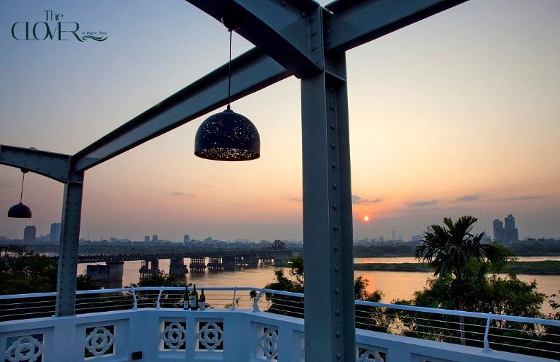 Khám phá biệt thự ẩm thực và không gian đầy lãng mạn cho các cặp đôi tại Hà Nội - Ảnh 8.
