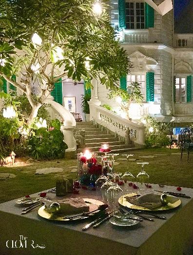 Khám phá biệt thự ẩm thực và không gian đầy lãng mạn cho các cặp đôi tại Hà Nội - Ảnh 10.