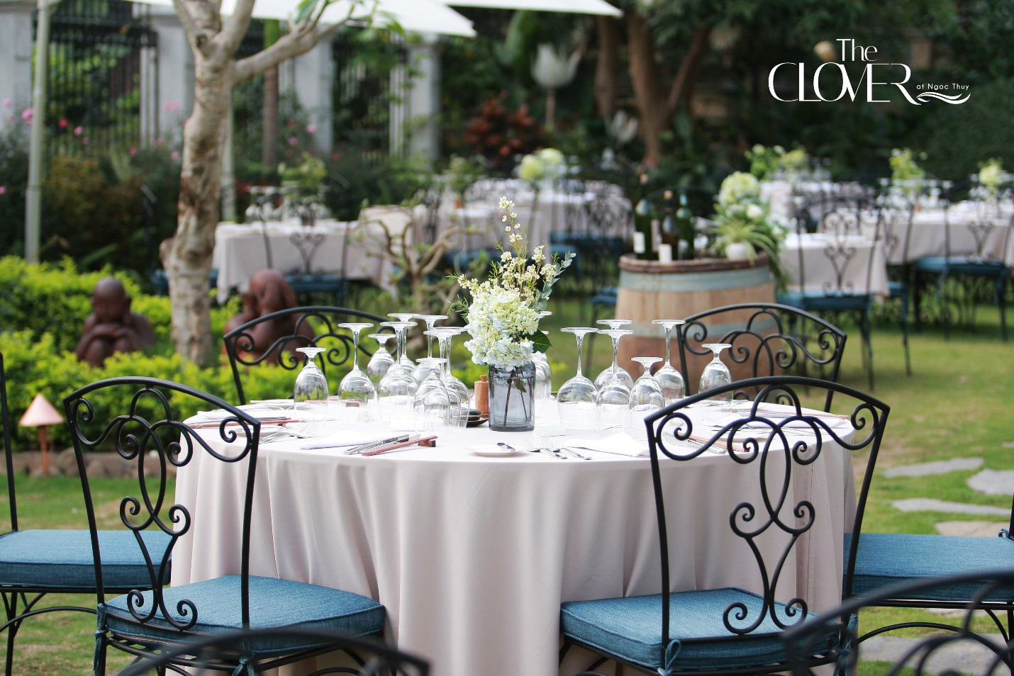 Khám phá biệt thự ẩm thực và không gian đầy lãng mạn cho các cặp đôi tại Hà Nội - Ảnh 11.