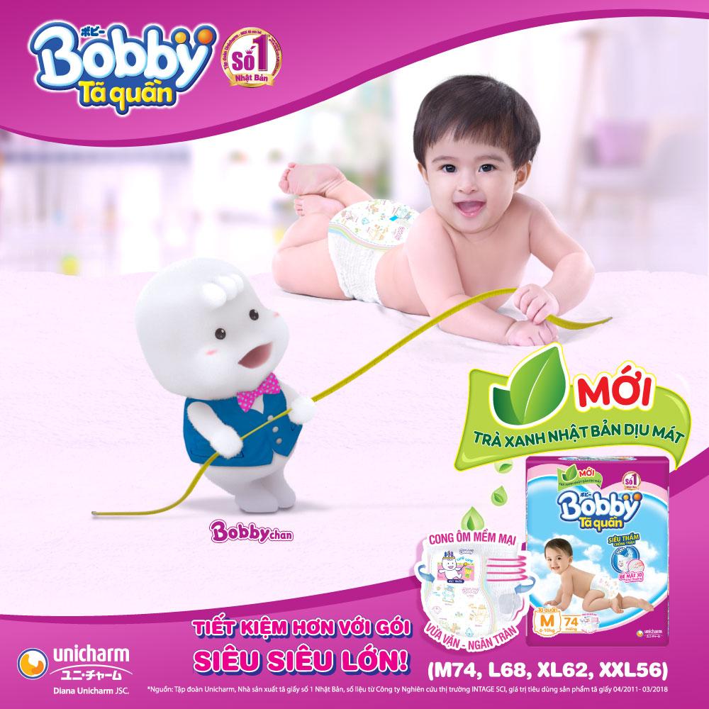 Câu chuyện thành công của Bobby – Thương hiệu tã em bé được tin cậy và ưa chuộng trong nhiều năm qua - Ảnh 1.