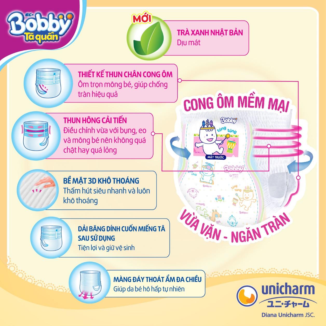 Câu chuyện thành công của Bobby – Thương hiệu tã em bé được tin cậy và ưa chuộng trong nhiều năm qua - Ảnh 2.