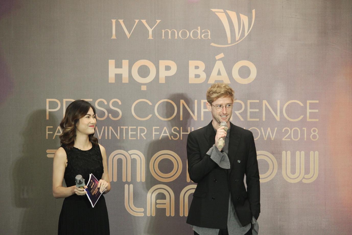 IVY moda hợp tác cùng NTK từng làm việc với nhà mốt lừng danh Alexander McQueen - Ảnh 2.