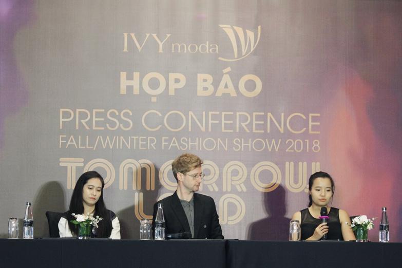 IVY moda hợp tác cùng NTK từng làm việc với nhà mốt lừng danh Alexander McQueen - Ảnh 3.