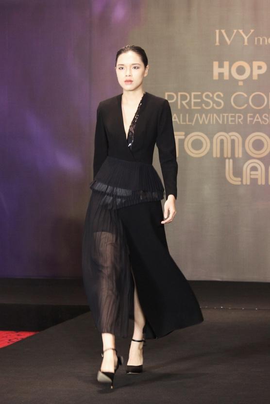 IVY moda hợp tác cùng NTK từng làm việc với nhà mốt lừng danh Alexander McQueen - Ảnh 4.