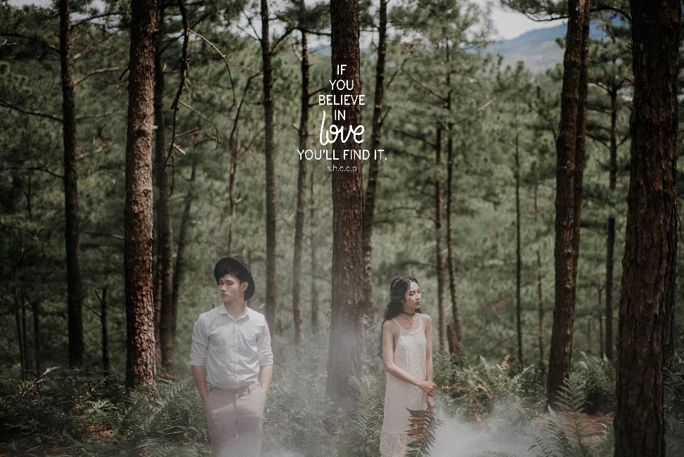"""""""Săn mây trên đỉnh Cầu Đất cùng cặp đôi yêu Boho Wedding Style - Ảnh 7."""