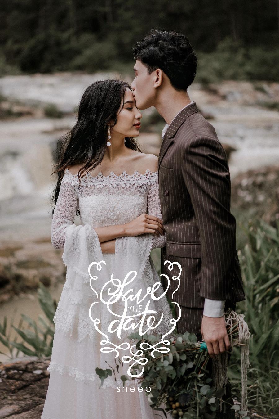 """""""Săn mây trên đỉnh Cầu Đất cùng cặp đôi yêu Boho Wedding Style - Ảnh 12."""