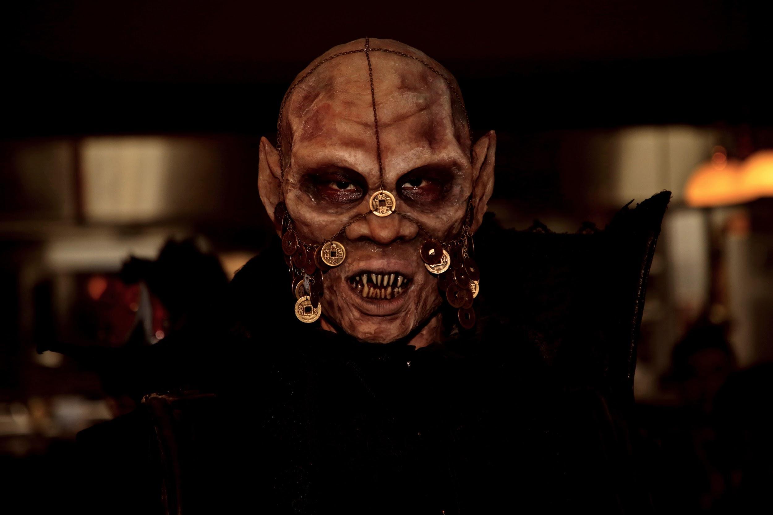 Chán ngấy Halloween tẻ nhạt, rủ ngay hội bạn thân đến chuỗi sự kiện quy tụ 1001 chuyện kinh dị châu Á - Ảnh 4.