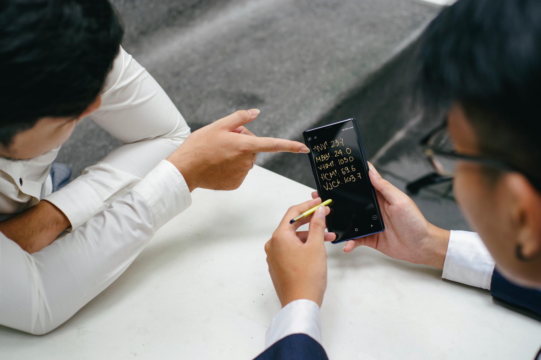 Không chỉ là điện thoại, Galaxy Note9 còn là công cụ tuyệt vời cho chàng trai này kiếm tiền hàng ngày - Ảnh 5.