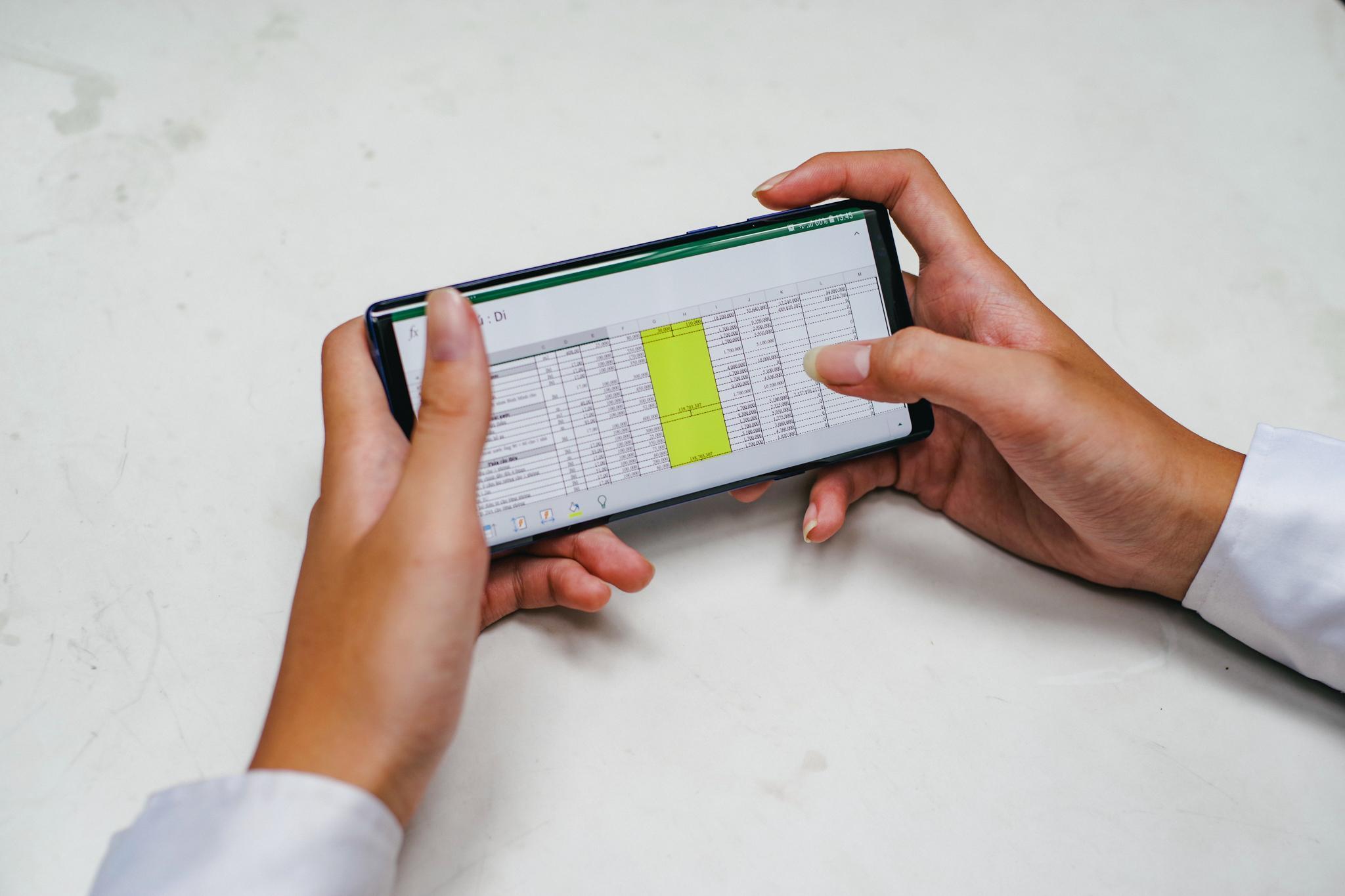 Không chỉ là điện thoại, Galaxy Note9 còn là công cụ tuyệt vời cho chàng trai này kiếm tiền hàng ngày - Ảnh 9.