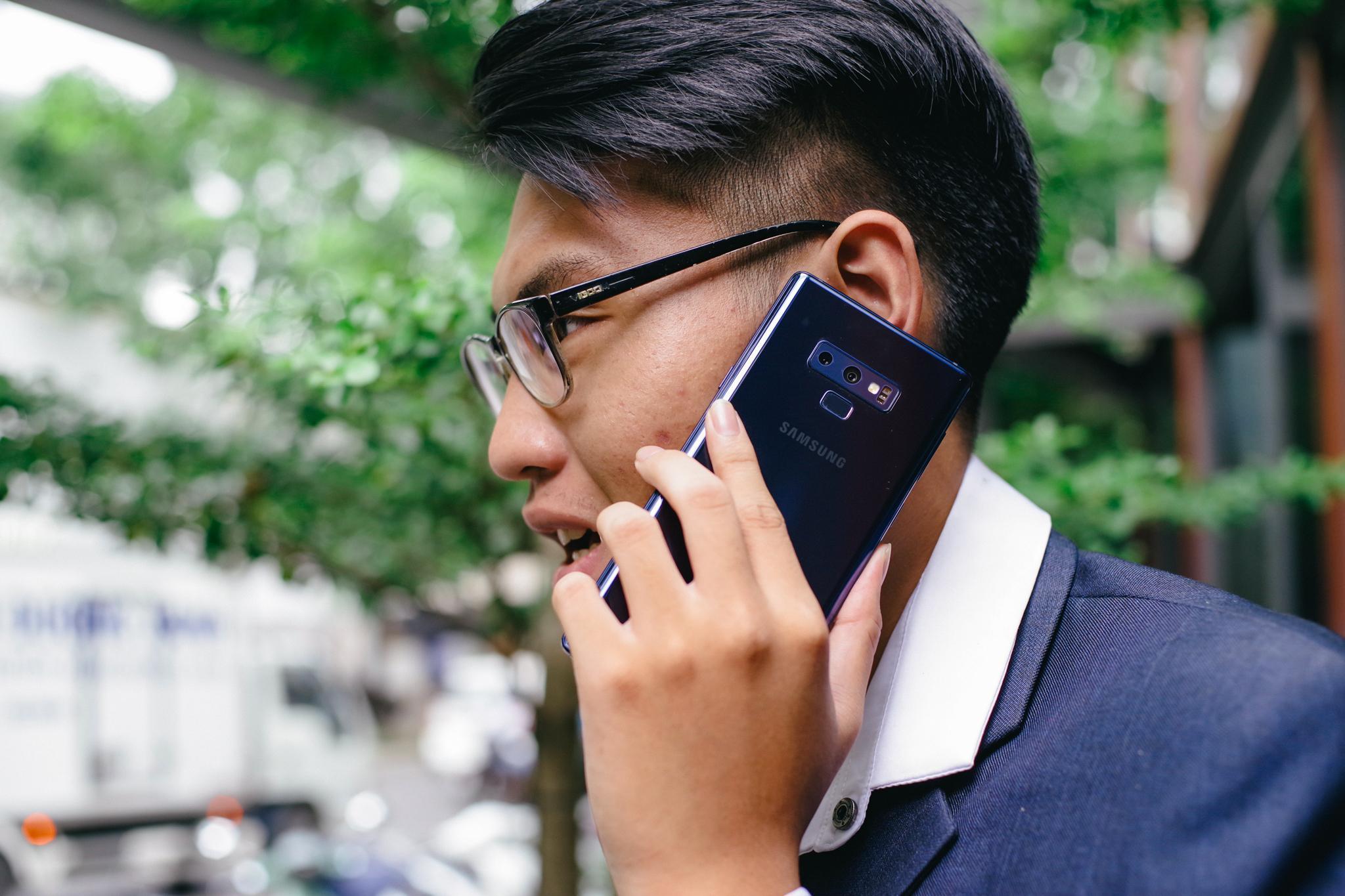 Không chỉ là điện thoại, Galaxy Note9 còn là công cụ tuyệt vời cho chàng trai này kiếm tiền hàng ngày - Ảnh 12.