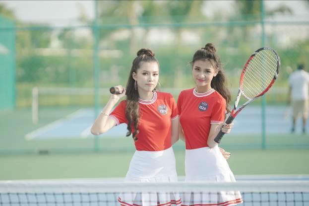 Hậu trường buổi chụp ảnh Top 10 Miss Võ Lâm Truyền Kỳ Mobile - Ảnh 3.