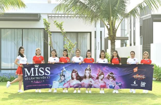 Hậu trường buổi chụp ảnh Top 10 Miss Võ Lâm Truyền Kỳ Mobile - Ảnh 6.