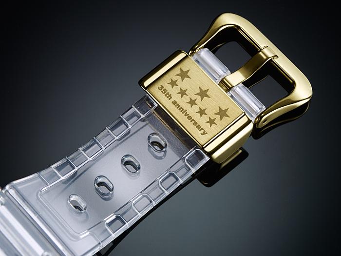 Casio ra mắt bộ sưu tậpG-Shock Limited Glacier Goldthời trang - sành điệu - ấn tượng - Ảnh 5.