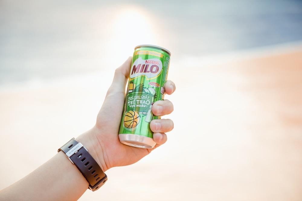 MILO - Cuộc thi thiết kế MILO Can Make It Yours khiến 10X bấn loạn - Ảnh 4.