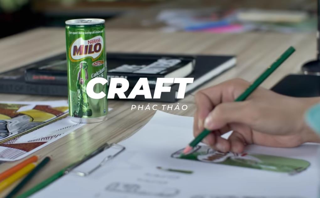 MILO - Cuộc thi thiết kế MILO Can Make It Yours khiến 10X bấn loạn - Ảnh 5.