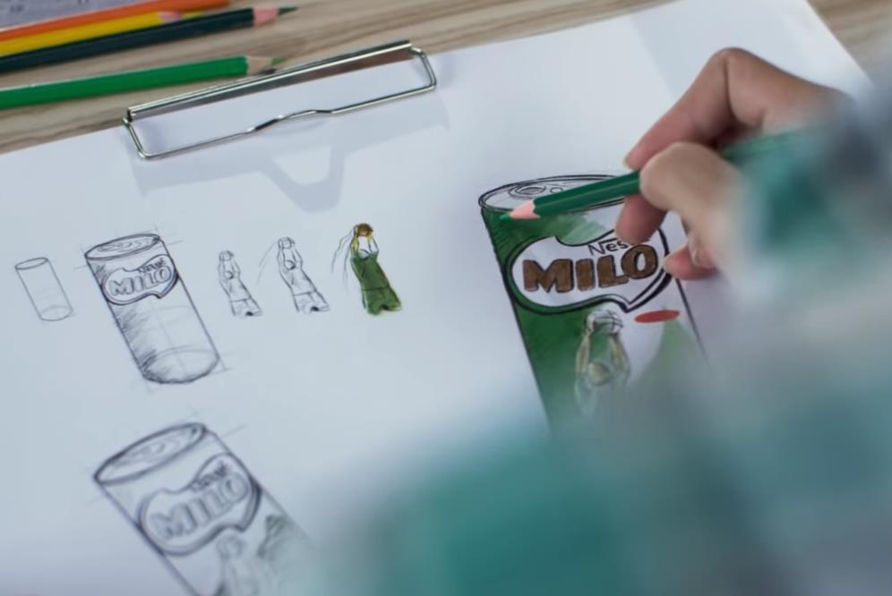 MILO - Cuộc thi thiết kế MILO Can Make It Yours khiến 10X bấn loạn - Ảnh 10.
