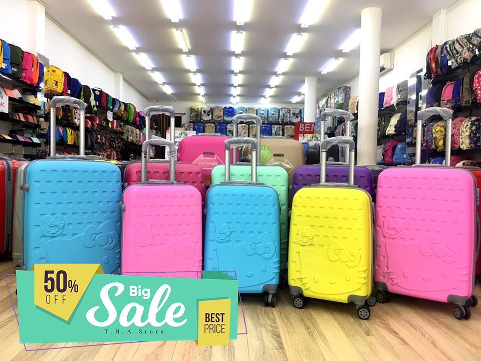 T.H.A Store tung khuyến mãi cực sốc cho vali du lịch, giá chỉ 350k - Ảnh 3.