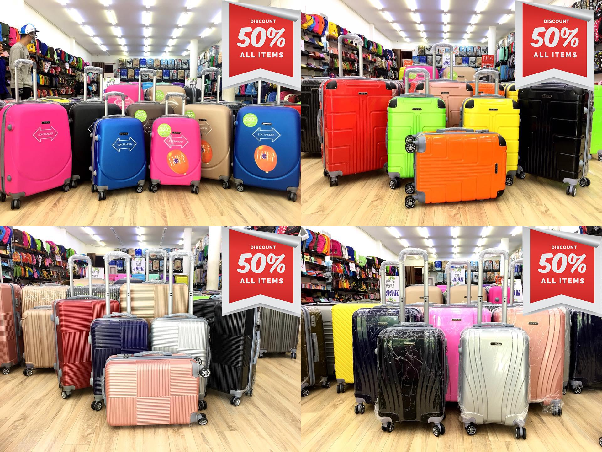 T.H.A Store tung khuyến mãi cực sốc cho vali du lịch, giá chỉ 350k - Ảnh 5.