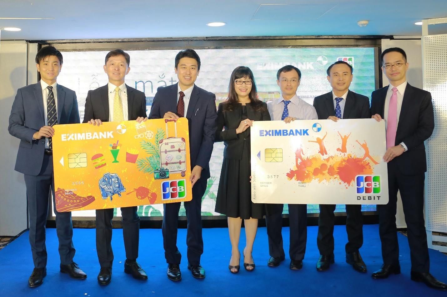 Eximbank ra mắt thẻ quốc tế Eximbank JCB Young Card - Ảnh 2.