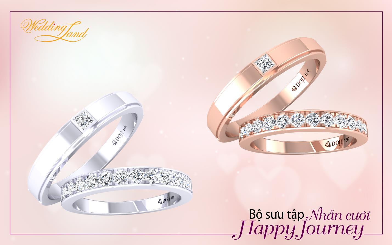Nhẫn cưới DOJI, cùng uyên ương xây hành trình hạnh phúc - Ảnh 3.