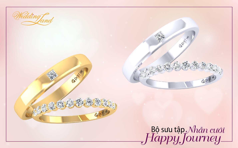Nhẫn cưới DOJI, cùng uyên ương xây hành trình hạnh phúc - Ảnh 4.