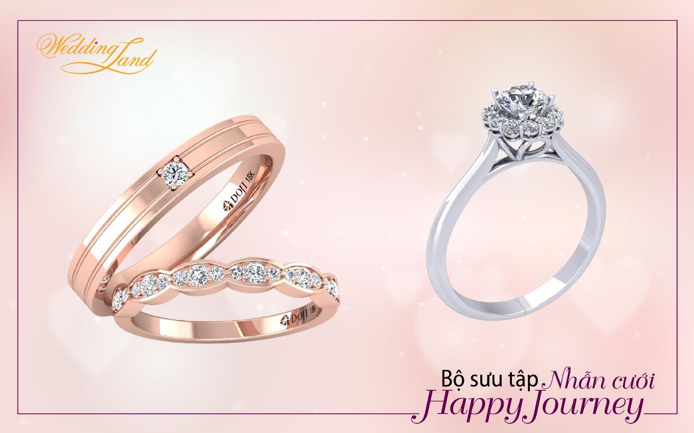 Nhẫn cưới DOJI, cùng uyên ương xây hành trình hạnh phúc - Ảnh 5.