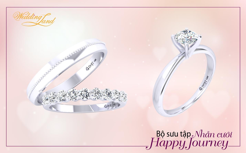 Nhẫn cưới DOJI, cùng uyên ương xây hành trình hạnh phúc - Ảnh 6.