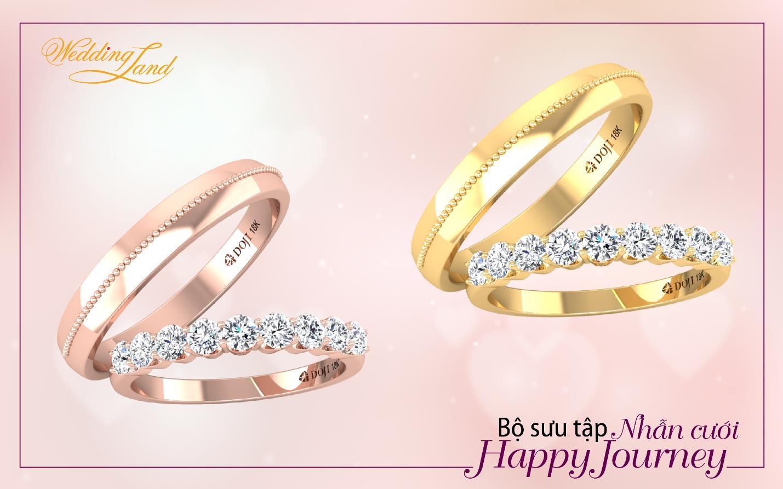Nhẫn cưới DOJI, cùng uyên ương xây hành trình hạnh phúc - Ảnh 7.