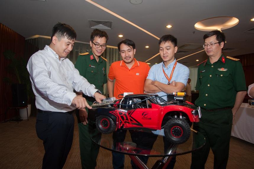 FPT và VTV khởi động cuộc thi lập trình xe tự hành 2018 – 2019, mở rộng quy mô châu Á - Ảnh 1.