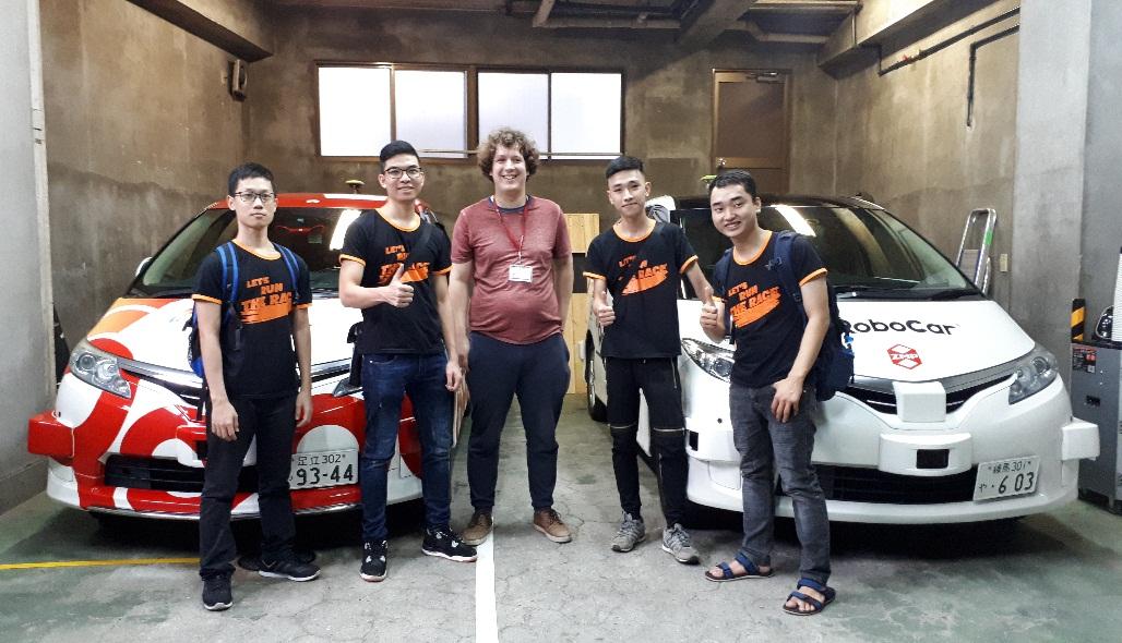FPT và VTV khởi động cuộc thi lập trình xe tự hành 2018 – 2019, mở rộng quy mô châu Á - Ảnh 2.