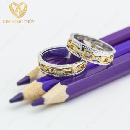 Chỉ trong vòng một năm, nhẫn cưới Kim Ngọc Thủy ra mắt tới ba dòng sản phẩm mới siêu đỉnh - Ảnh 1.