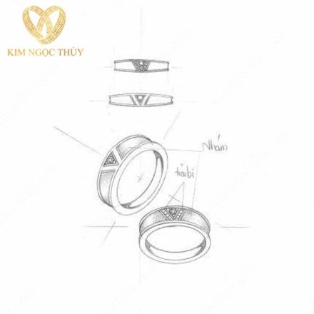 Chỉ trong vòng một năm, nhẫn cưới Kim Ngọc Thủy ra mắt tới ba dòng sản phẩm mới siêu đỉnh - Ảnh 4.