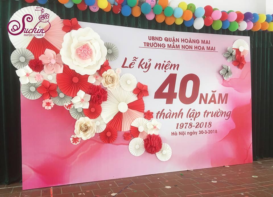 Hoa giấy Suchin: Hô biến giấy thành hoa, xu hướng quà tặng và trang trí mới không thể bỏ qua - Ảnh 5.